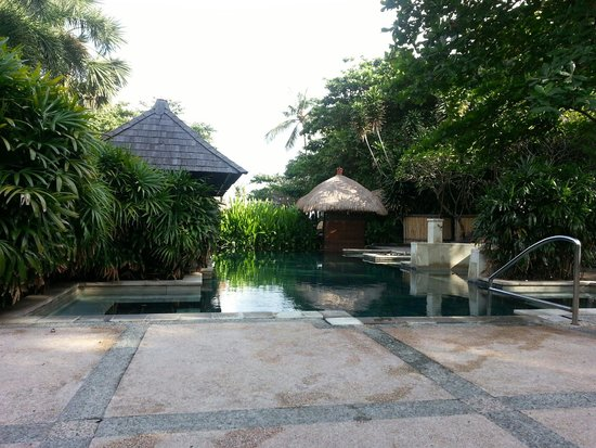 Bali Garden Beach Resort: Adults only pool