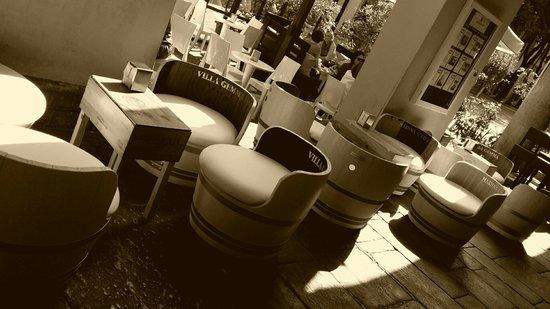 Café Noir : Esterno!!!!