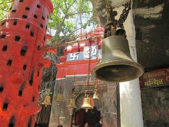 Dewas, Indien: Chamunda Temple