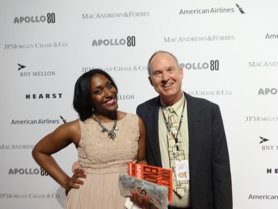 Apollo Theater: Walking the red carpet at the Apollo Spring Gala 2014