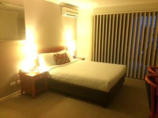 BreakFree Fortitude Valley: Hotel Room