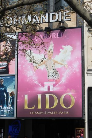 Champs-Elysees: The Lido