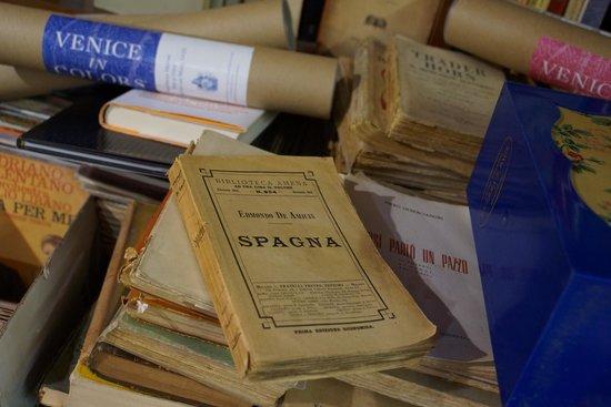 Libreria Acqua Alta: Gold!