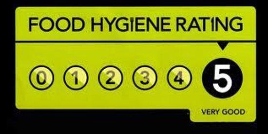 Paxhaven Organic Bed & Breakfast: We achieved Food Standards Agency Highest Award in June 2014