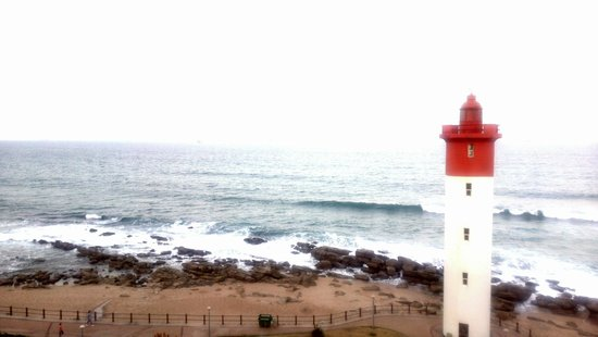 The Oyster Box: View from the Lighthouse Bar