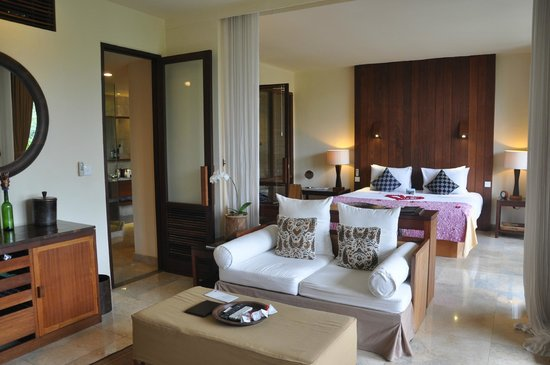 Komaneka at Bisma: Bedroom