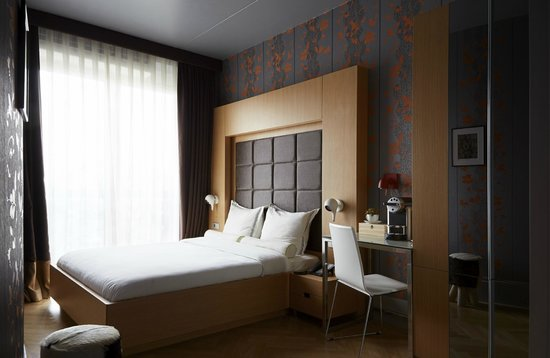 Amadi Park Hotel : Double Deluxe Room