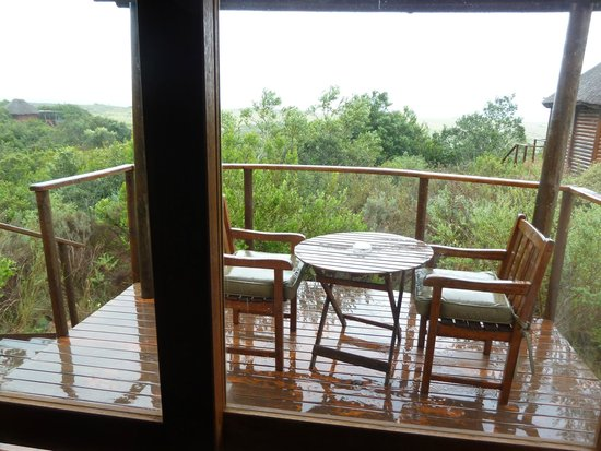 Garden Route Game Lodge: room