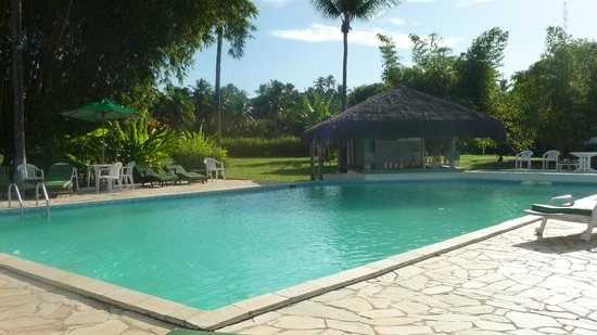 Pousada Fazenda Caeira: la piscine
