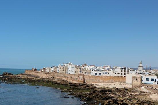 Hotel Les Matins Bleus : Médina d'Essaouira