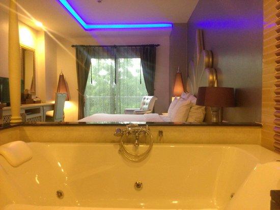 Chillax Resort: Habitación