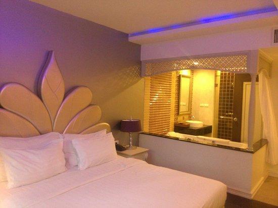 Chillax Resort: Habitación excelente