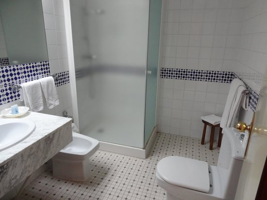 Hotel Mayoral: Ванная.