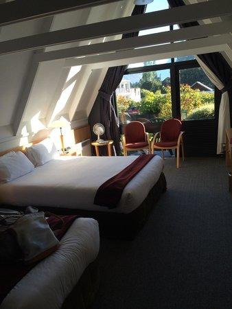 Heartland Hotel Queenstown : Hotel room