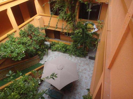 Spindrift Hotel: Hotel interior