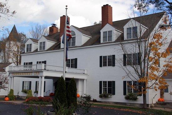 Harraseeket Inn: hotel