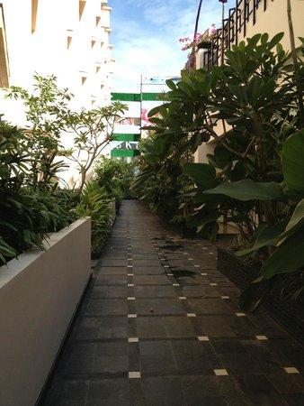 Park Regis Kuta Bali: Area family Room
