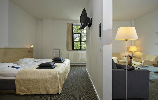 Radisson Blu Papirfabrikken Hotel, Silkeborg : Suite