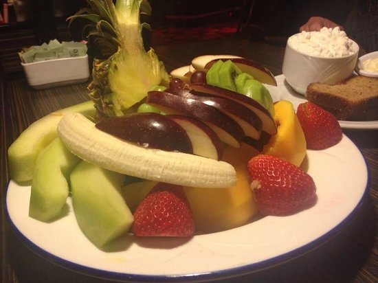Peppermill Resort Spa Casino: Fruit Salad Cafe Milano