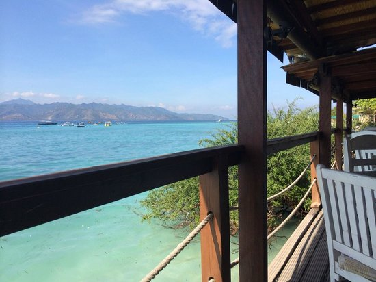 The Beach House Resort: best breakky view
