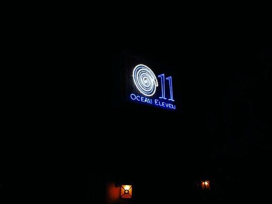 Ocean 11 : ENTERANCE