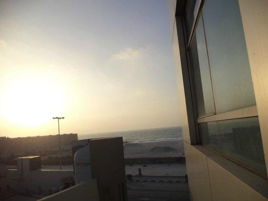 Ewan Hotel: Вид из номера