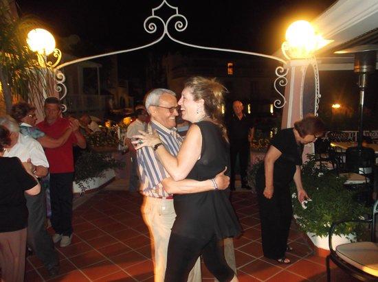 "Hotel Continental Ischia: Bar ""La piazzetta"""