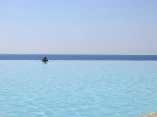The Makadi Spa Hotel (Adults Only): infinity pool
