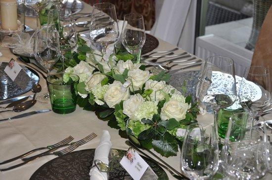 Hotel Riederhof: Rosen im Tirol