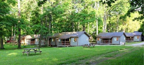 Odésia Vacances Village Club le Domaine de Seillac : Cottages