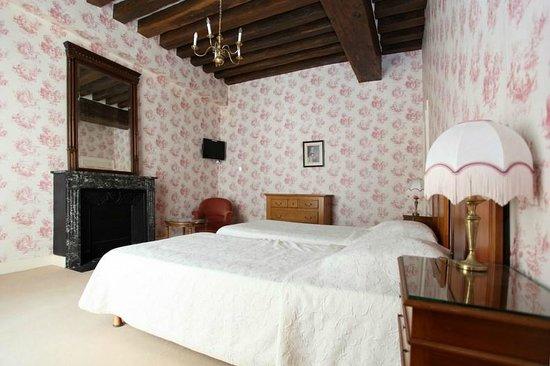 Odésia Vacances Village Club le Domaine de Seillac : Chambre
