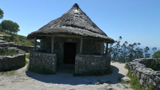 Poblado celta de Santa Tecla: Castro St. Tecla Celtic Hill-fort