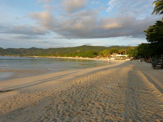 Chaweng Garden Beach Resort: Plage de Chaweng
