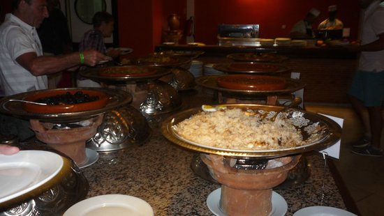 Royal Decameron Issil: Buffet
