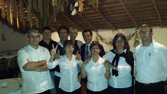 Club Village Forte Cappellini: l'allegra brigata