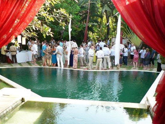 La Villa Mathis : Wedding Ceremony