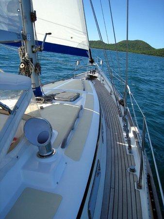 Sailing in Thailand Day Trip: Thida