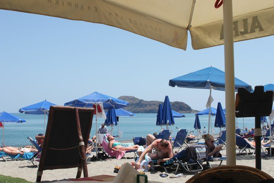 Indigo Mare: Strand