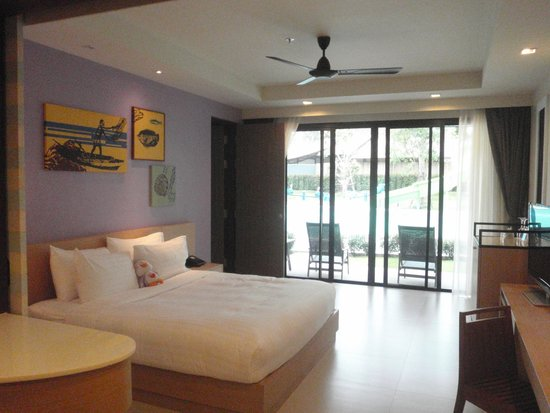 Holiday Inn Resort Krabi Ao Nang Beach: Main Bedroom