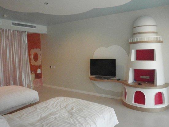 Holiday Inn Resort Krabi Ao Nang Beach: Kids Room