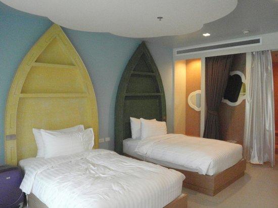 Holiday Inn Resort Krabi Ao Nang Beach : Kids Room