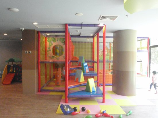 Holiday Inn Resort Krabi Ao Nang Beach : Kids Club