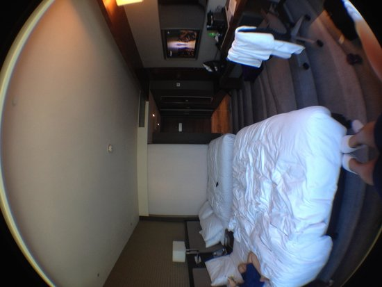 Royal Plaza Hotel: Room