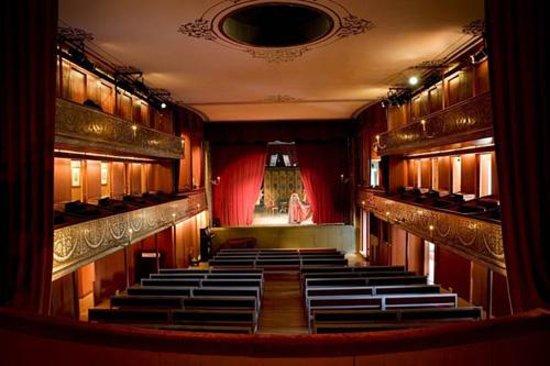 Teatermuseet i Hofteatret: Hofteatret