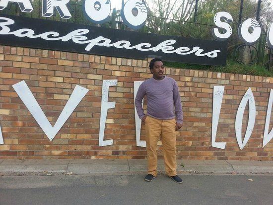 Karoo Soul Travel Lodge & Cottages: me lol
