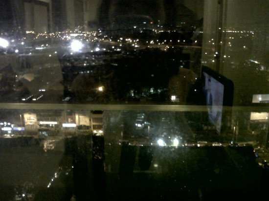 The Crib at Bukit Bintang: view from the room apartment