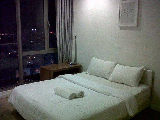 The Crib at Bukit Bintang: room
