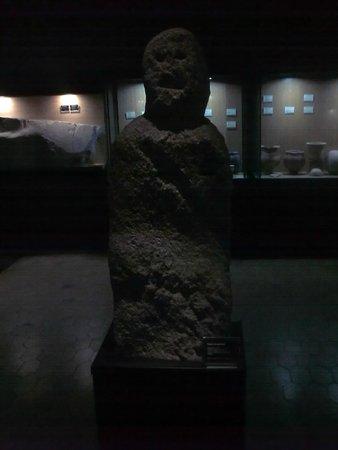 Museo de Caceres: Prehistoric warrior