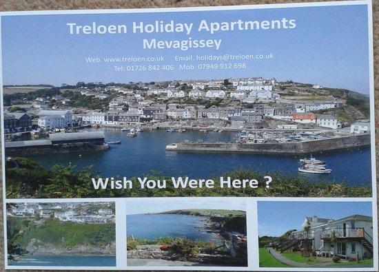 Treloen Holiday Apartments: Wish we were still here x