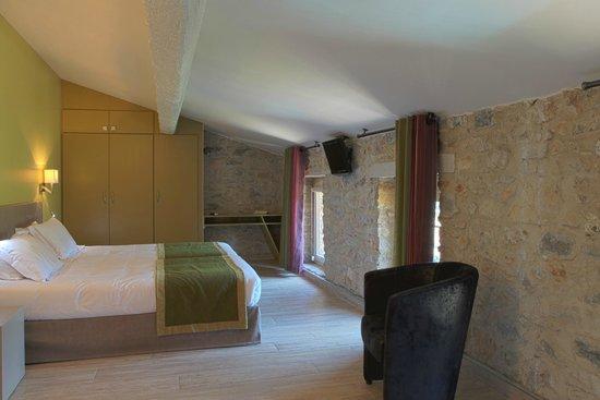 Auberge du Vigneron : chambre